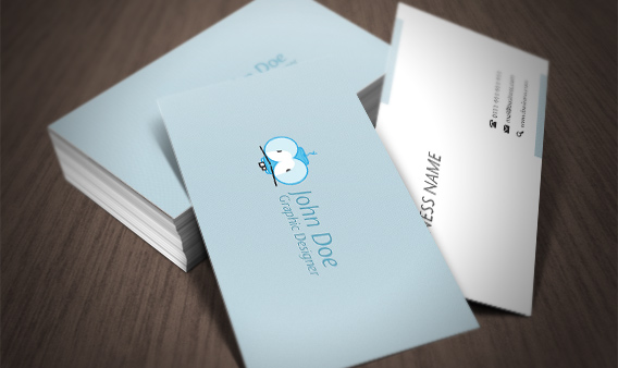 15 awesome free business card designs creative wordpress themes