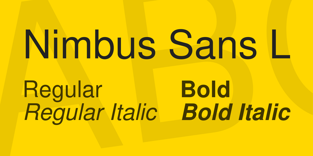 15 Cool and Free Helvetica Fonts - Creative WordPress Themes
