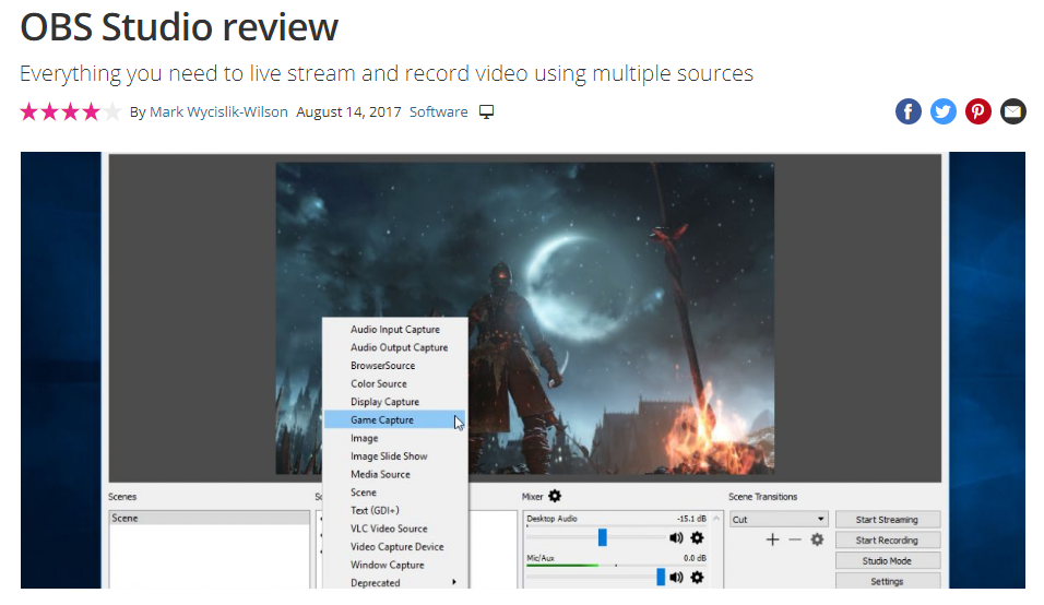 Top 14 Best Screen Recording Softwares For Windows
