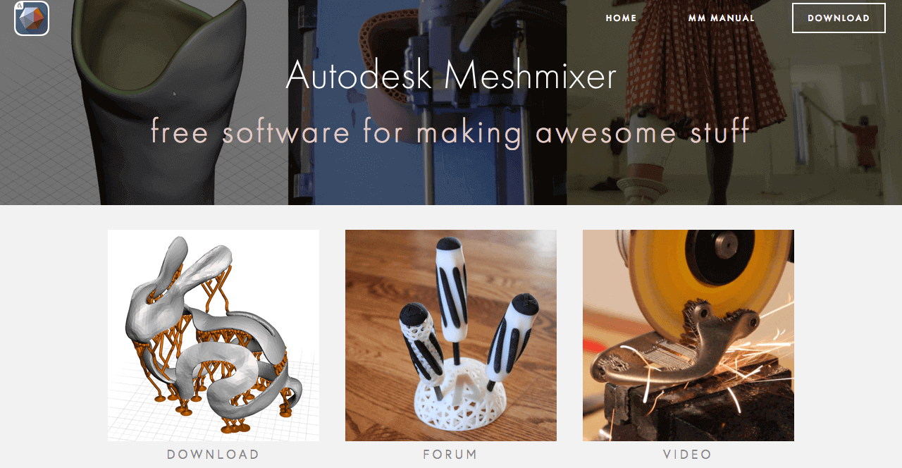 3D Modeling Software Tools