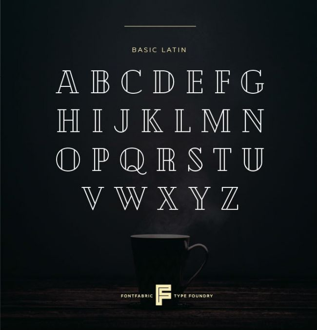 Free Fonts For 2018