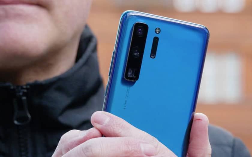 About Huawei P40